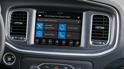 FCA launches new in-vehicle commerce platform through over